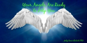 Angel wings Ready to Help You