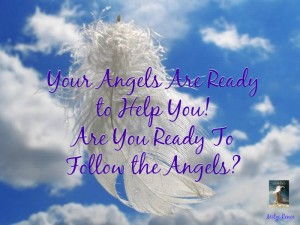 Ready To Follow Angels
