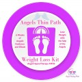 Angels Thin Path KIT in Purple 3d round